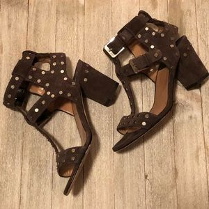Laurence Dacade Studded Sandals